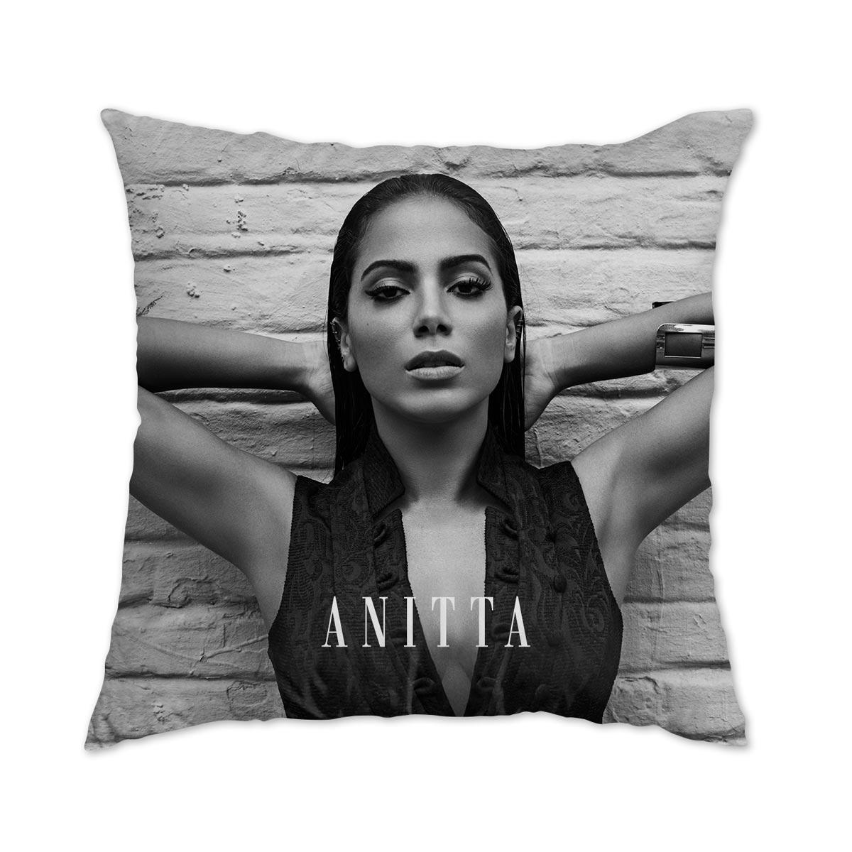 Almofada Anitta P&B