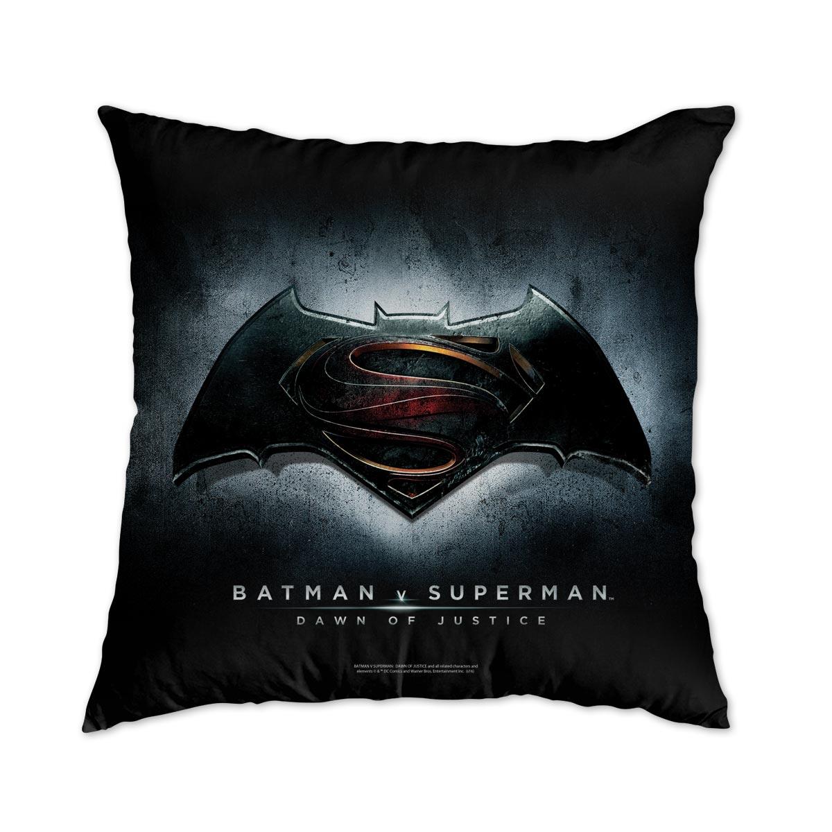 Almofada Batman VS Superman Dawn Of Justice