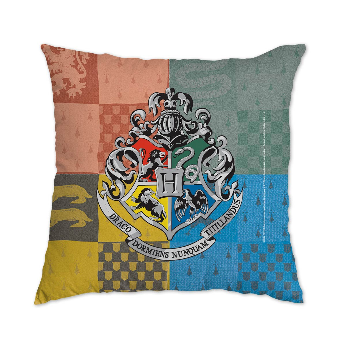 Almofada Harry Potter Flâmulas