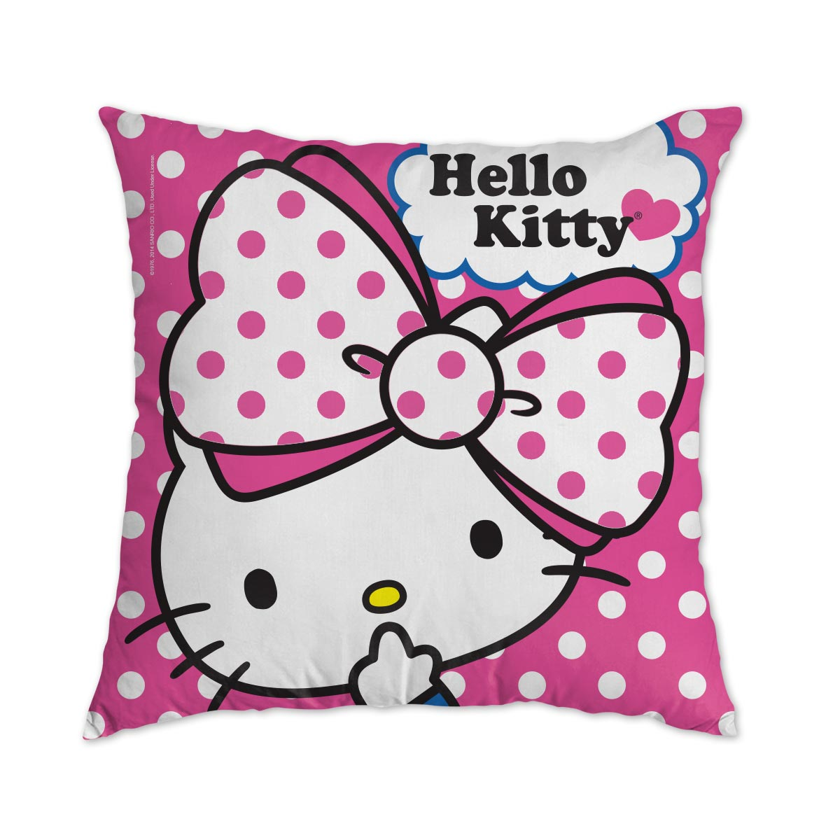 Almofada Hello Kitty Big Ribbon