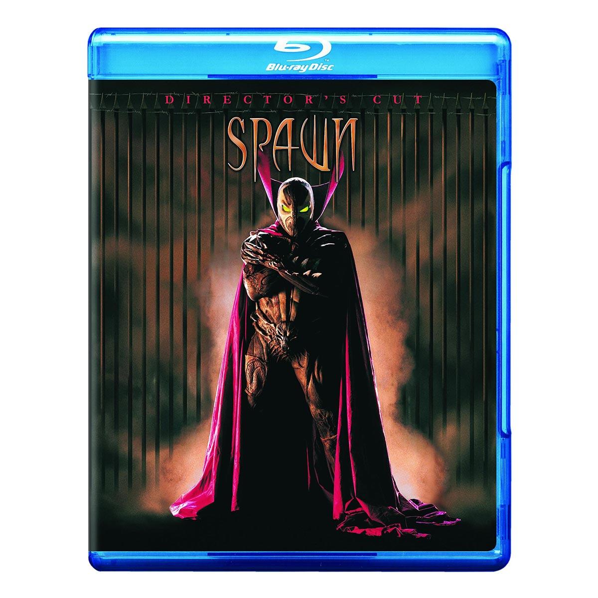 Blu-Ray Spawn O Soldado Do Inferno