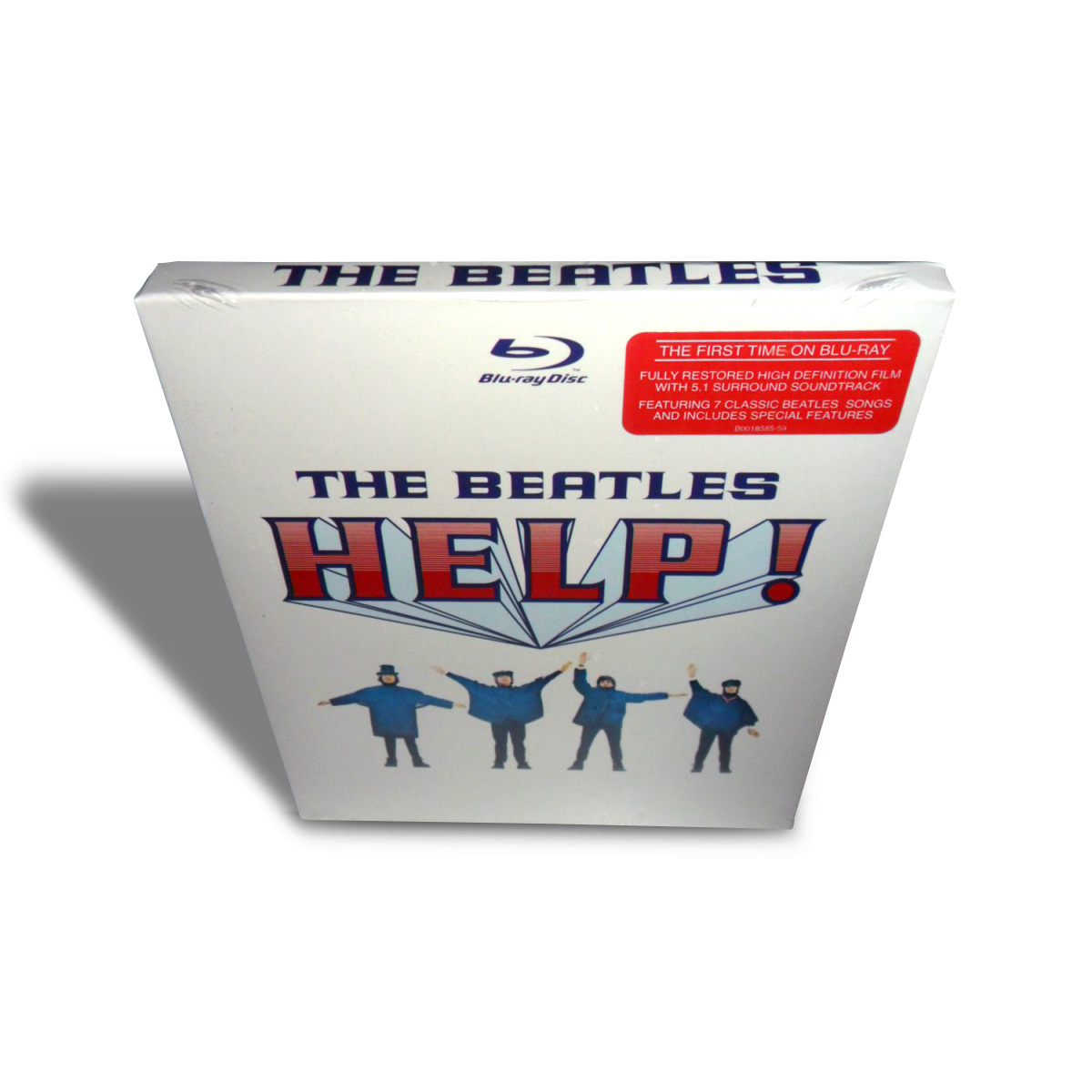 Blu-ray The Beatles Help!