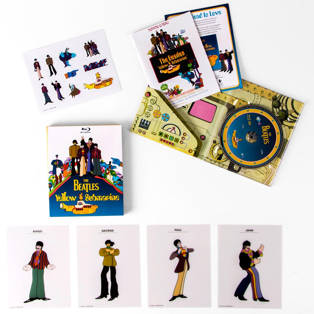 Blu-ray The Beatles - Yellow Submarine