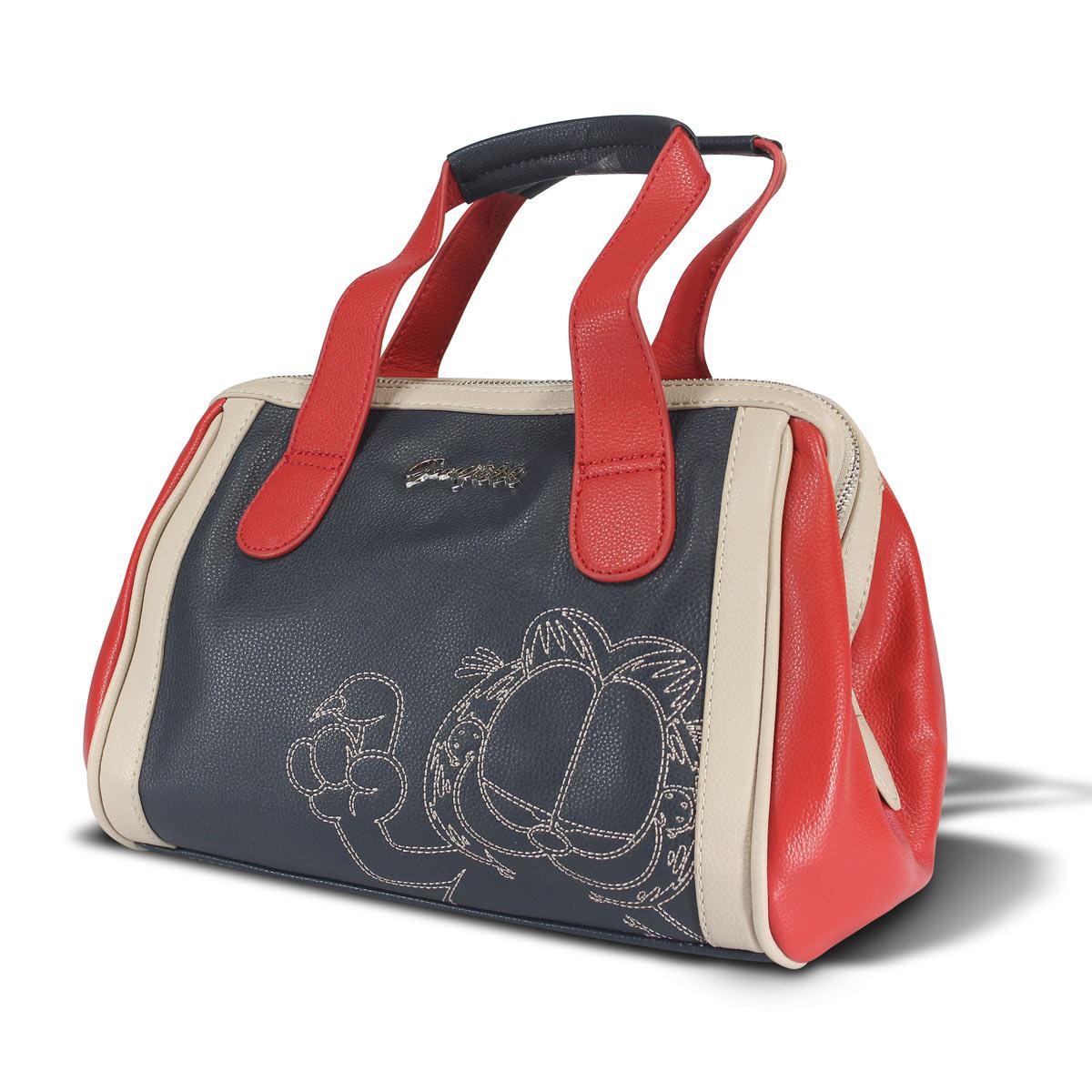 Bolsa Feminina Garfield Azul G03A102-AZ