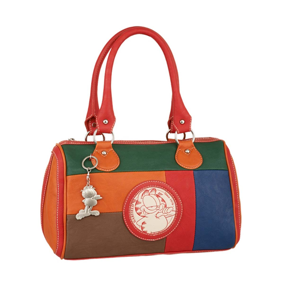 Bolsa Feminina Garfield Vermelha G02A102-VM