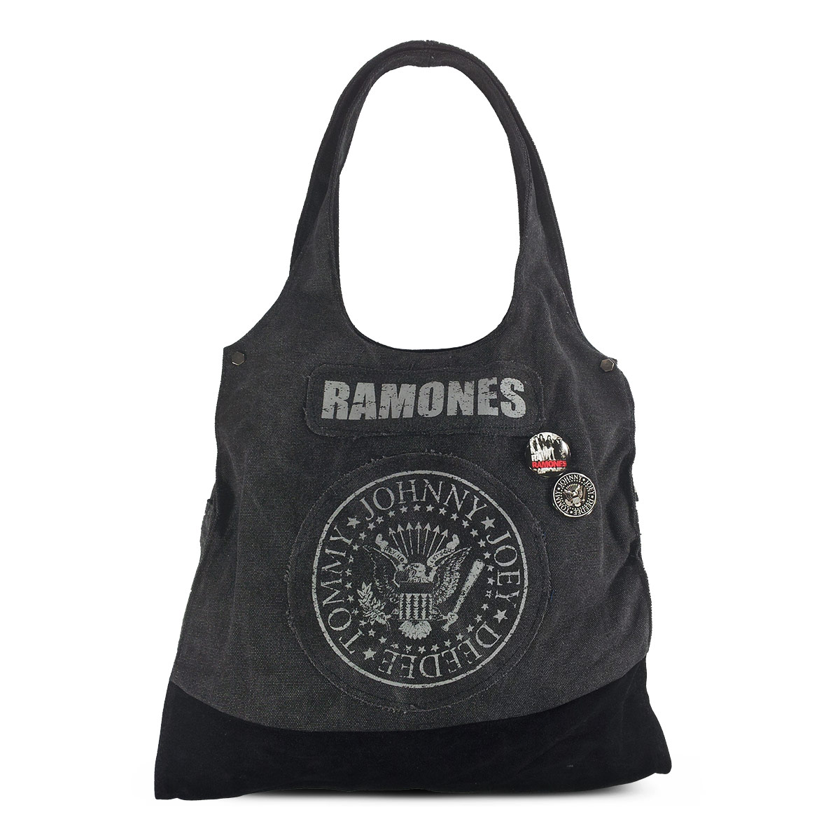 Bolsa Ramones Don´t Wanna Grow Up 749055