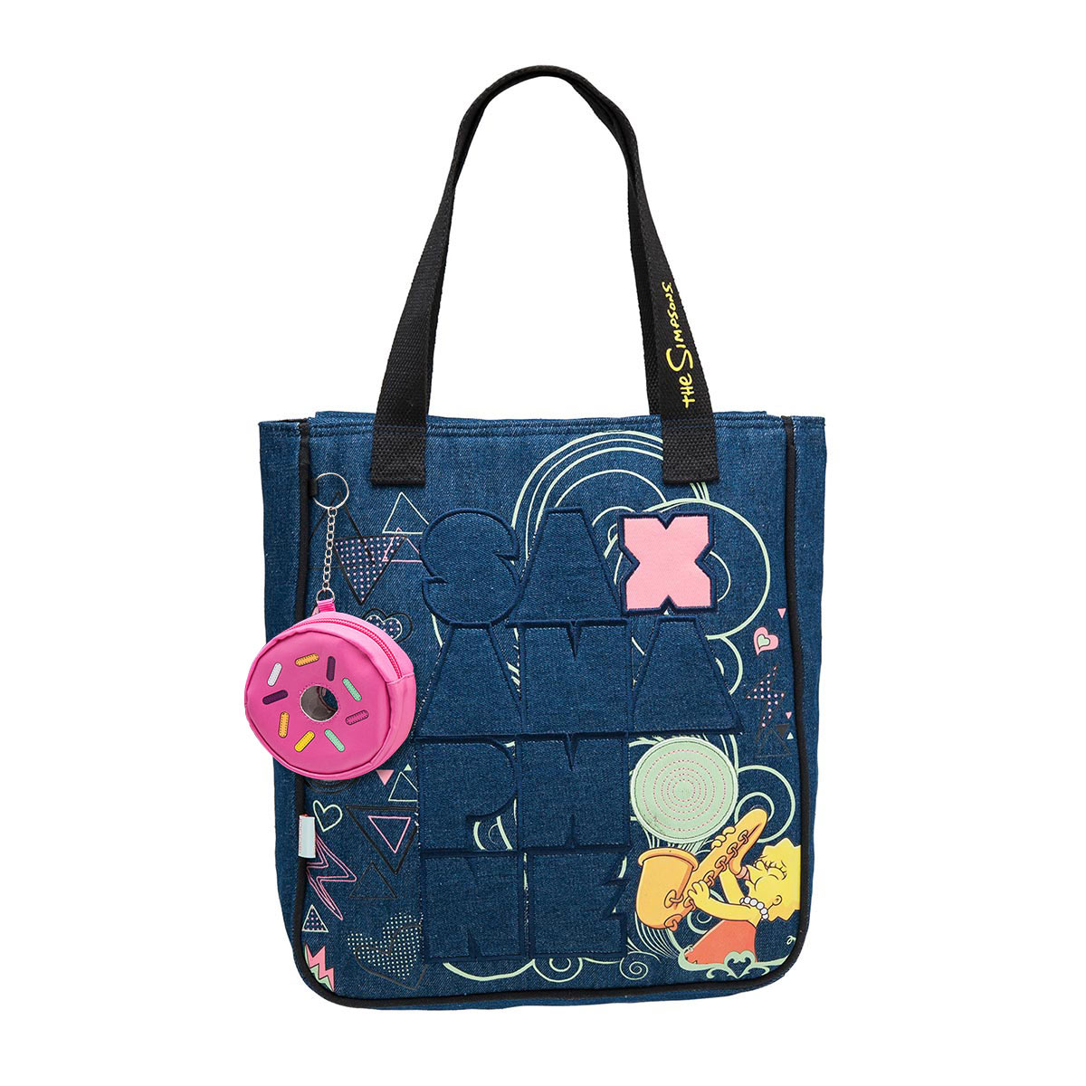 Bolsa The Simpsons Lisa Music 740125
