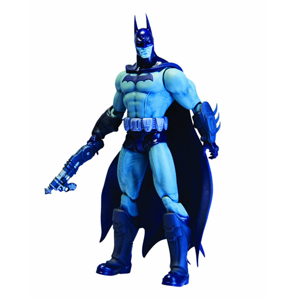 Boneco (Action Figure) Batman Modo Detetive Arkham City Series 2