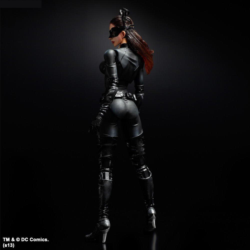 Boneco (Action Figure) Catwoman - Play Arts Kai