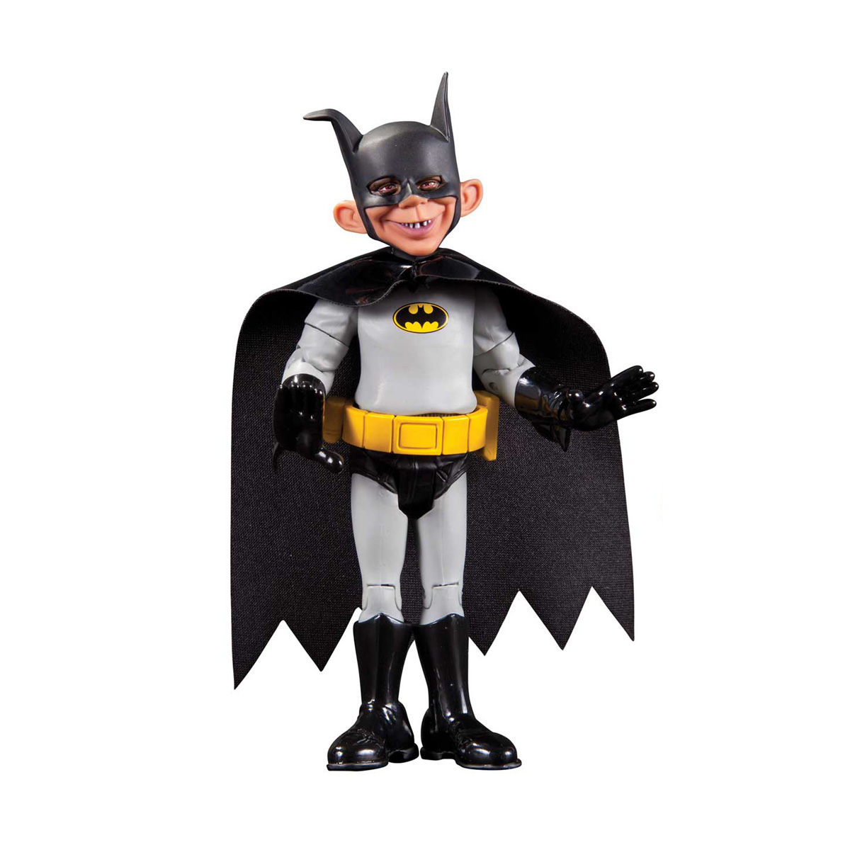 Boneco (Action Figure) MAD Just-Us League Batman