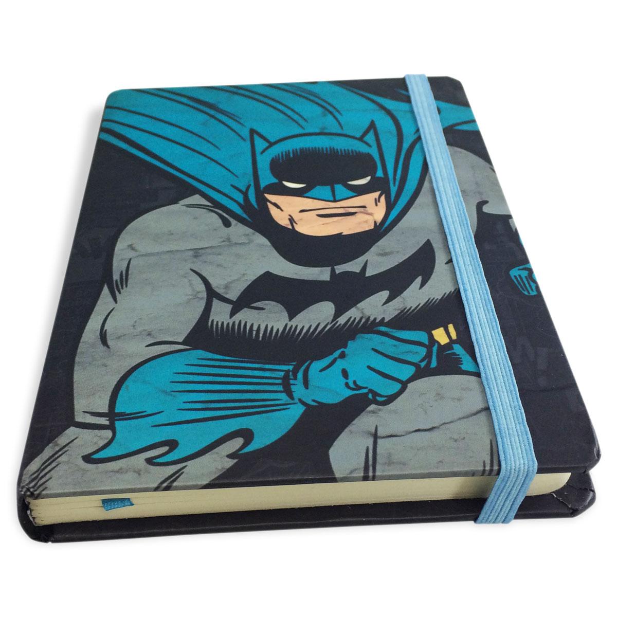 Caderneta de Anotações Batman Running