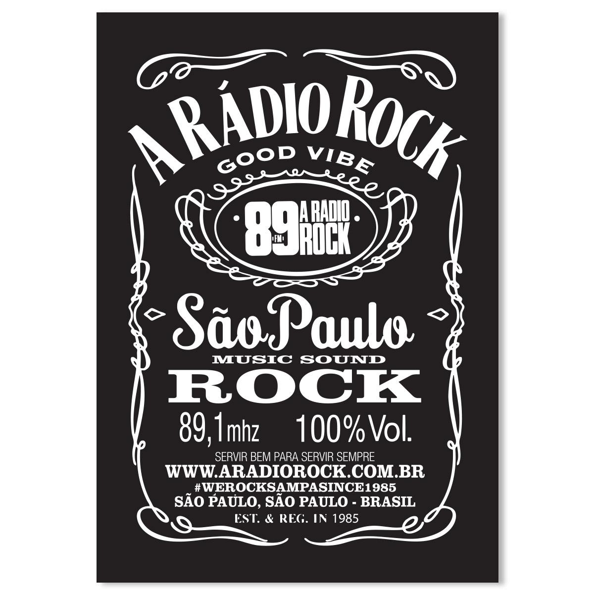 Caderno 89FM A Rádio Rock 1 Matéria