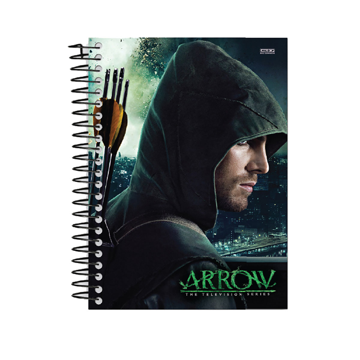 Caderno Arrow Profile 1 Matéria