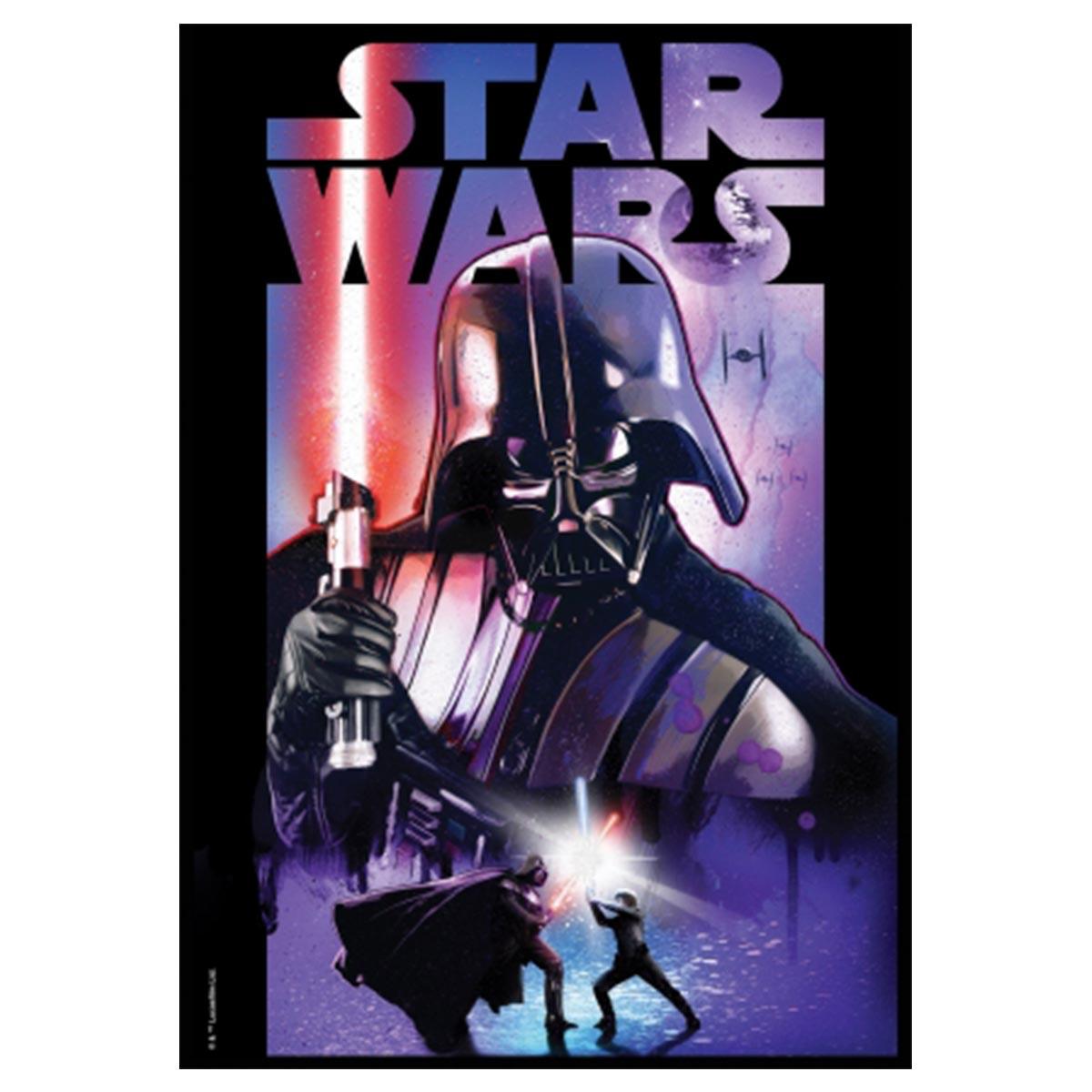 Caderno Star Wars Soldados Vader 1 Matéria