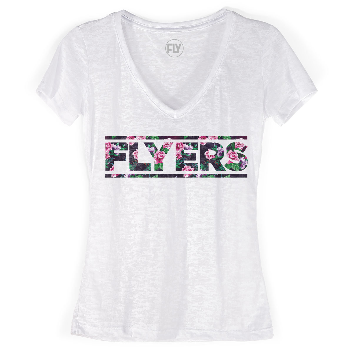 Camiseta Devorê Feminina Banda Fly Flyers