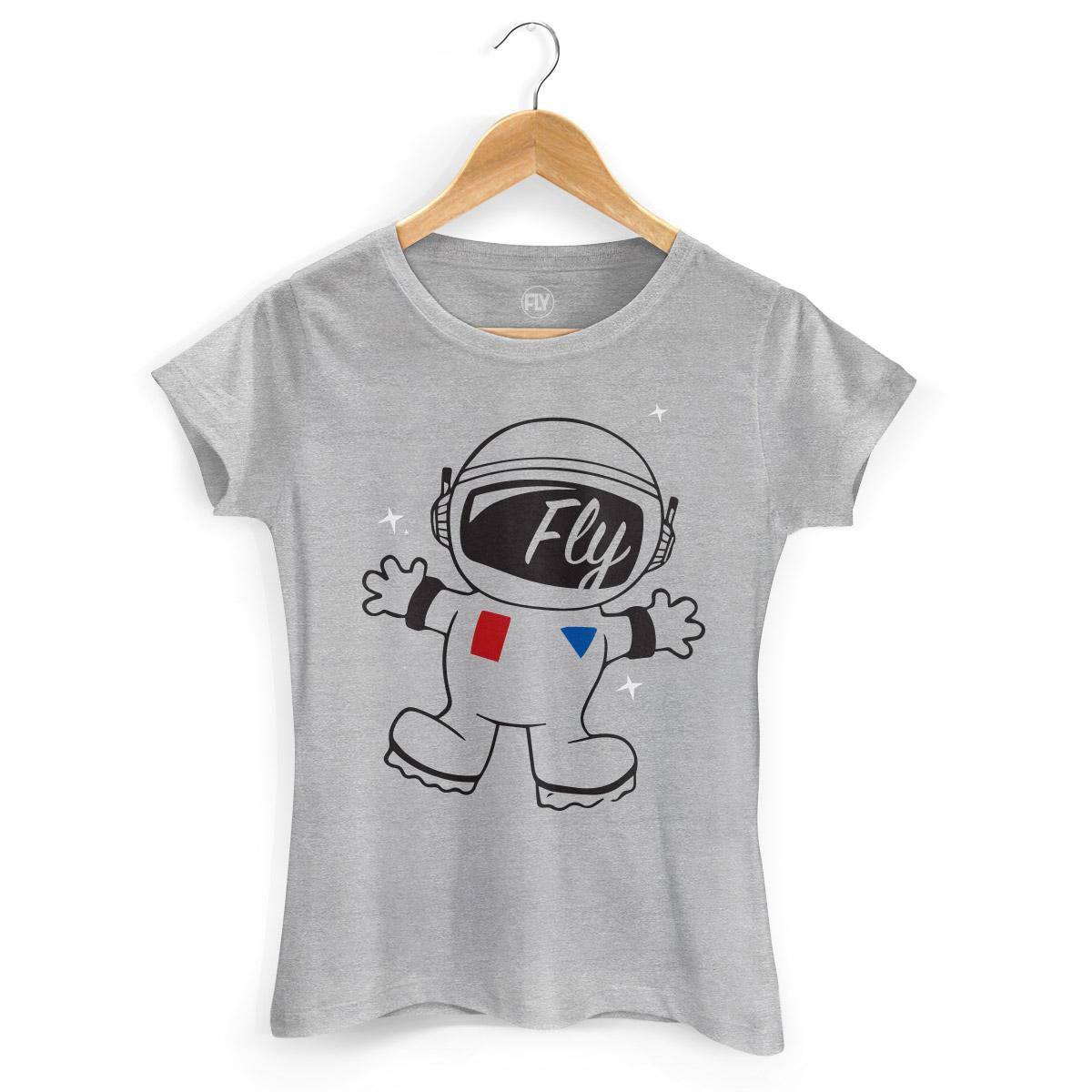 Camiseta Feminina Banda Fly Astro
