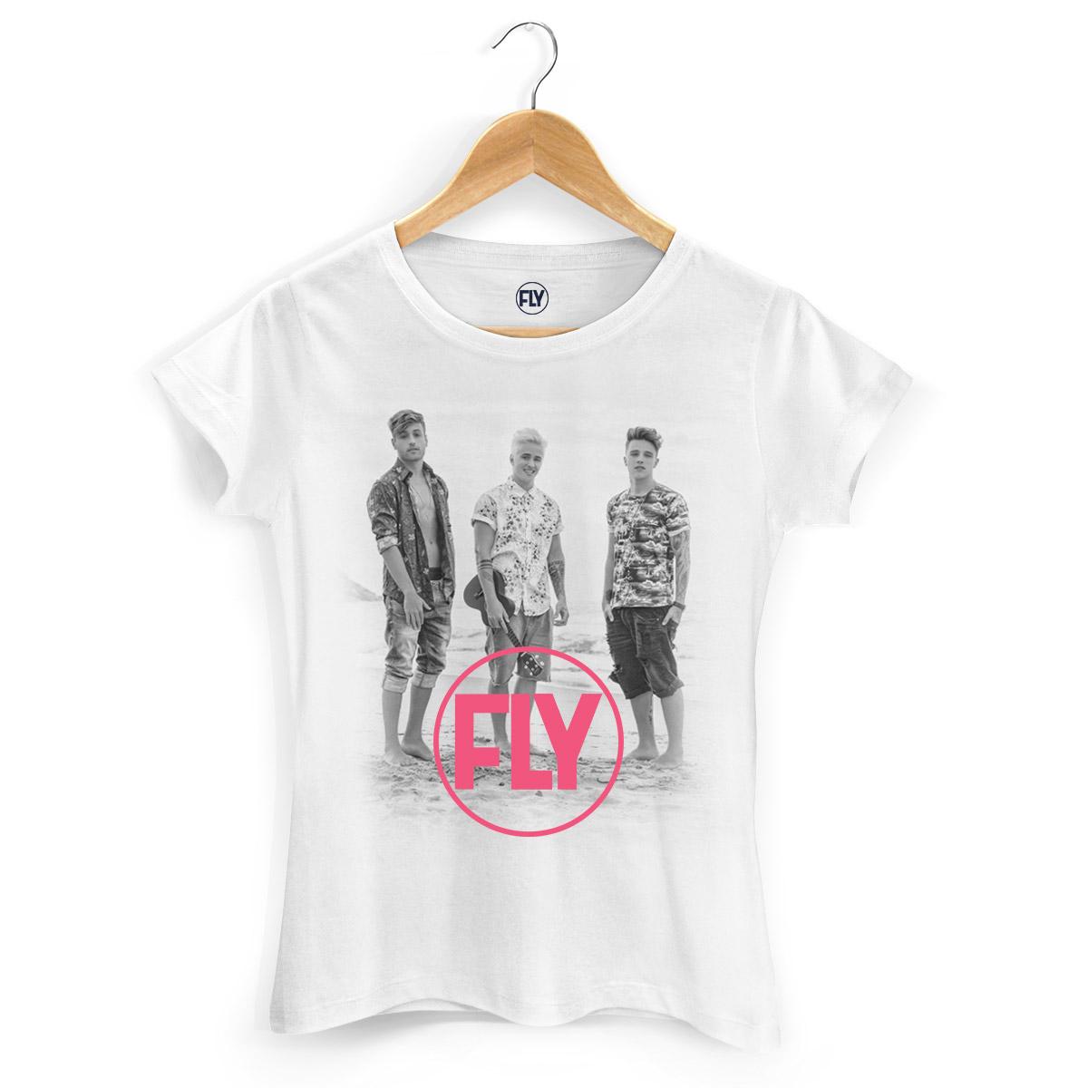 Camiseta Feminina Banda Fly Foto