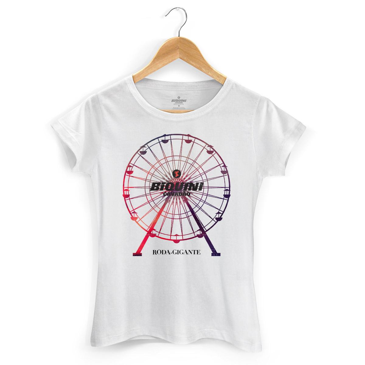 Camiseta Feminina Biquini Cavadão - Roda Gigante Picture