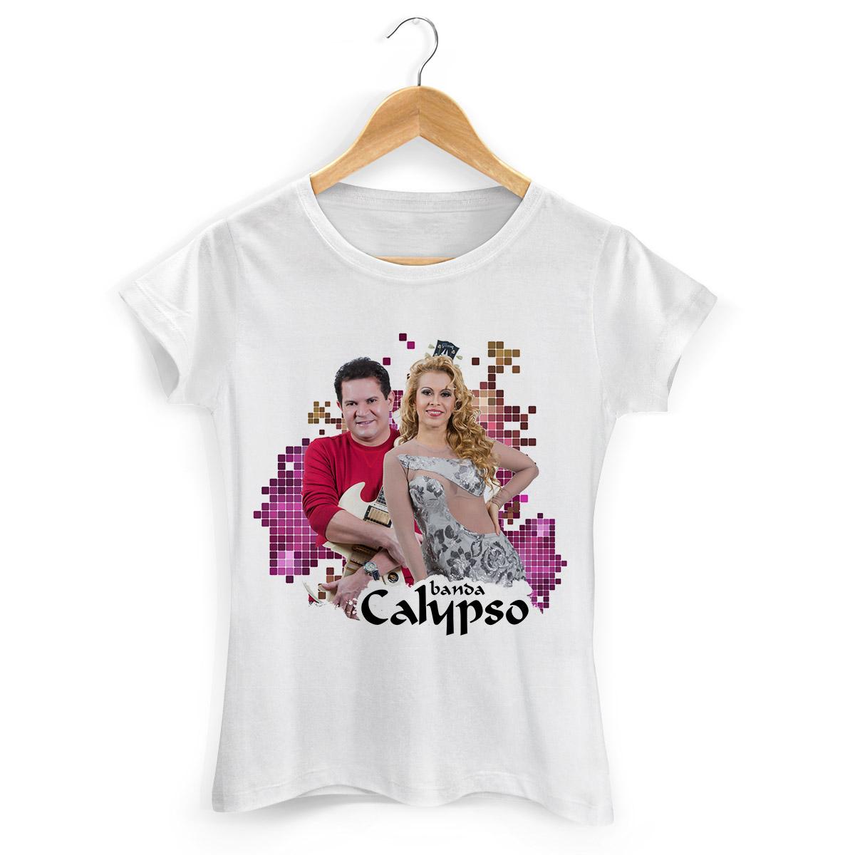 Camiseta Feminina Calypso Estrela do Meu Show