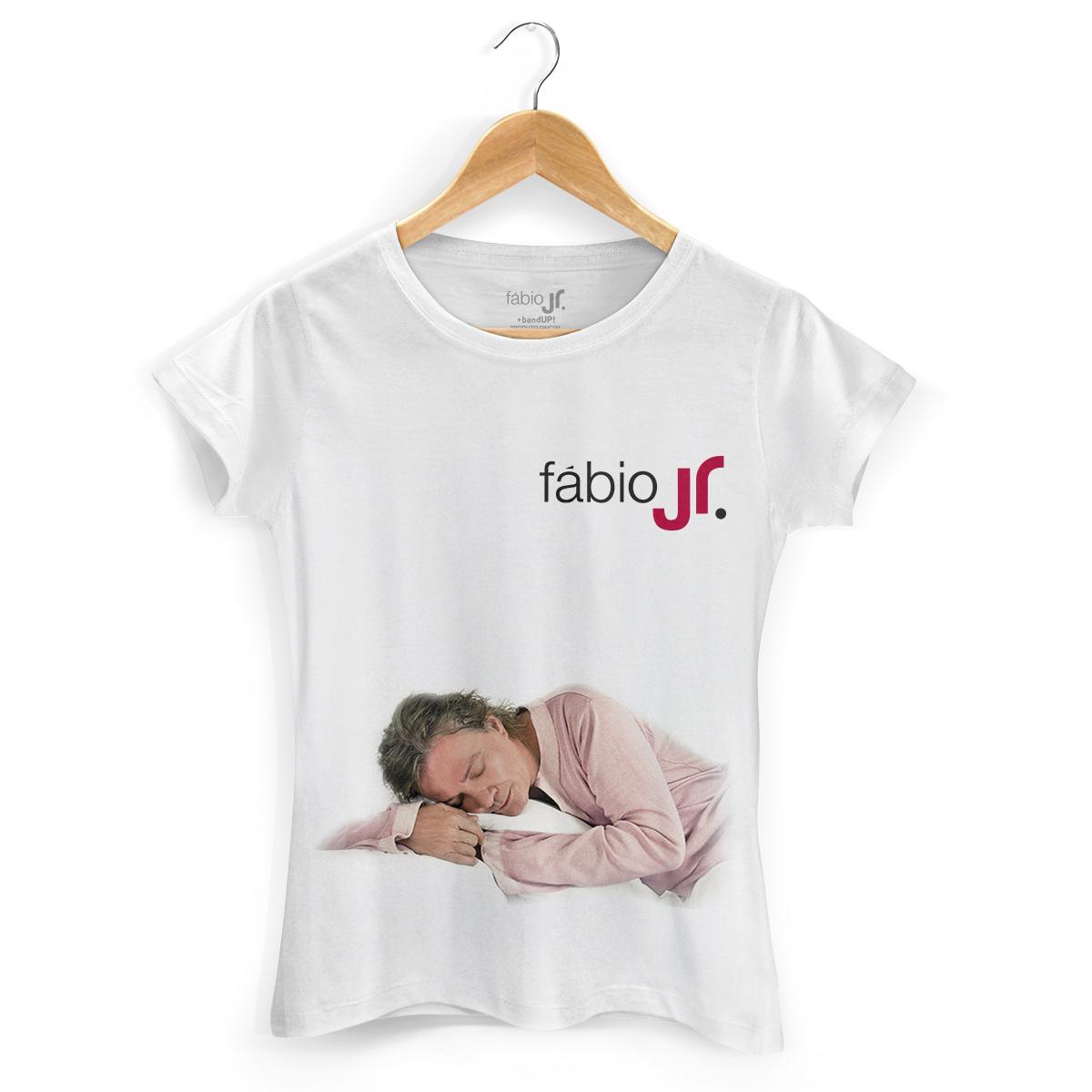 Camiseta Feminina Fábio Jr Modelo 5