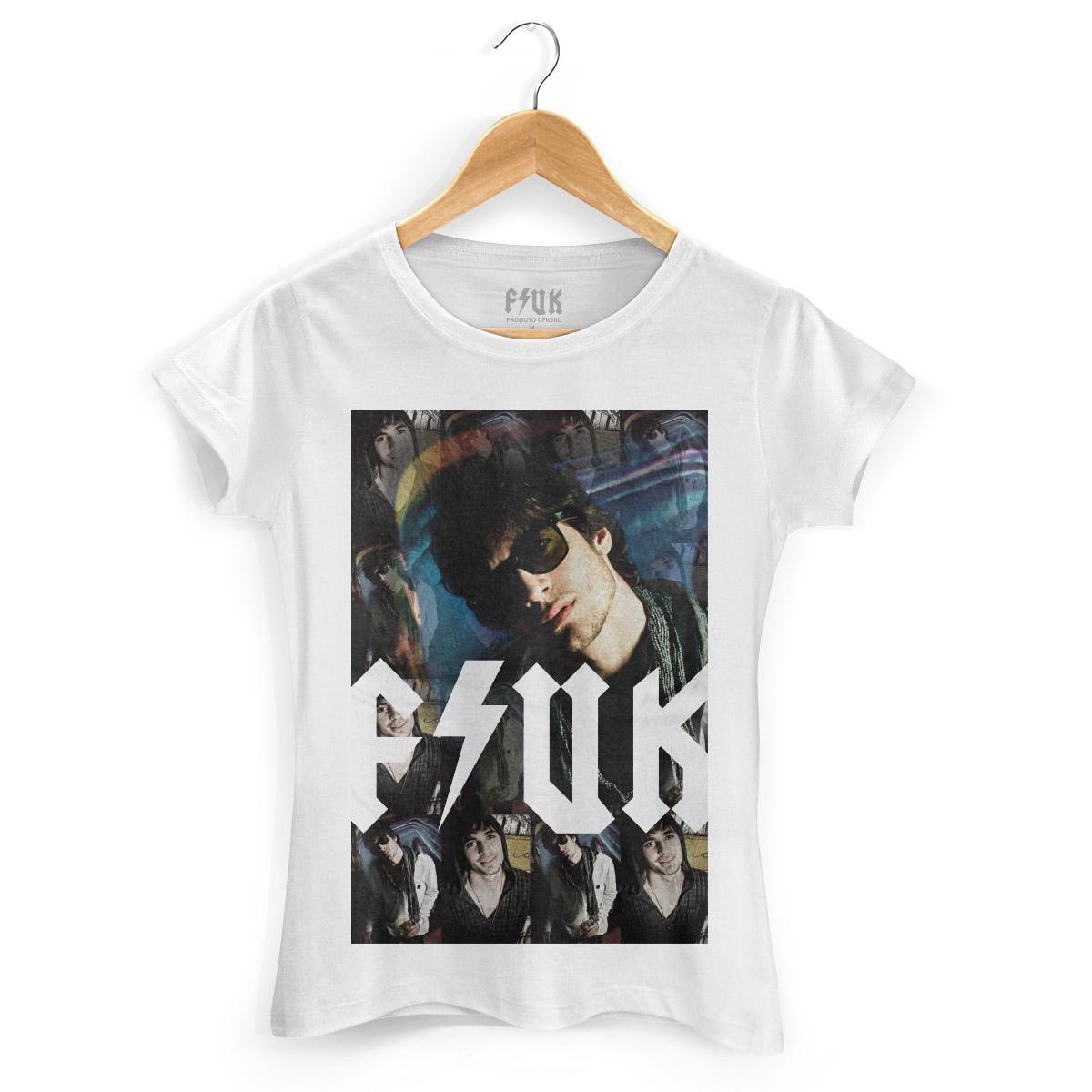 Camiseta Feminina Fiuk Pictures Modelo 1
