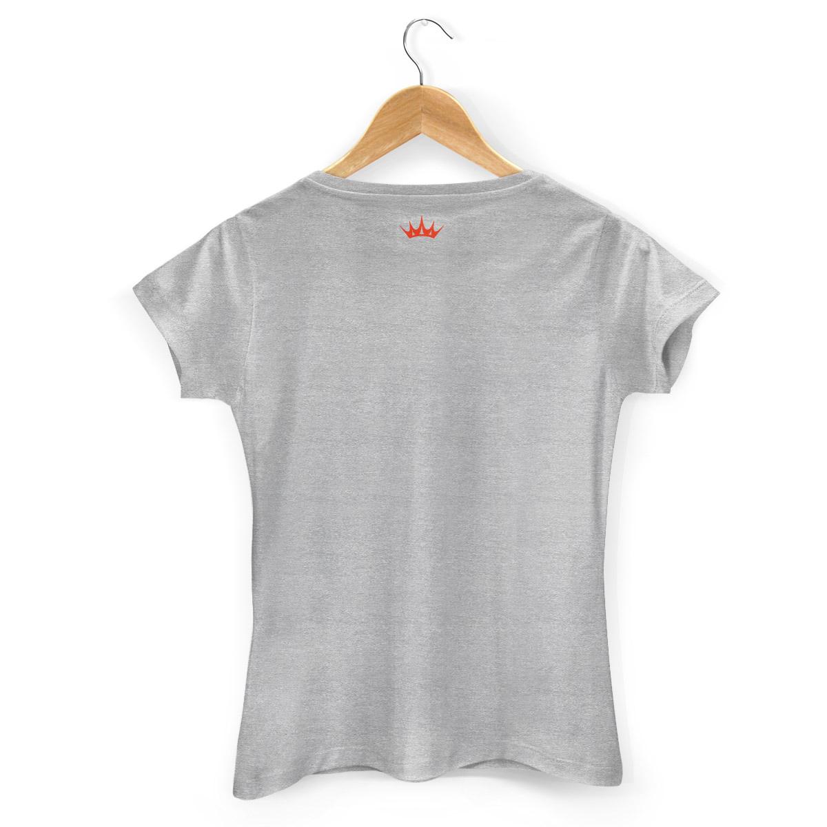 Camiseta Feminina Ivete Sangalo Clássica 2