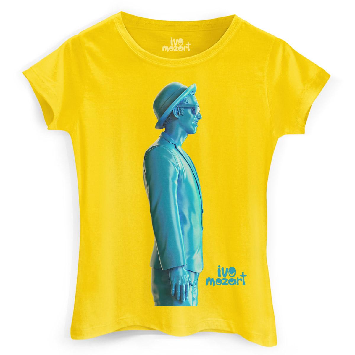 Camiseta Feminina Ivo Mozart 29 Capa