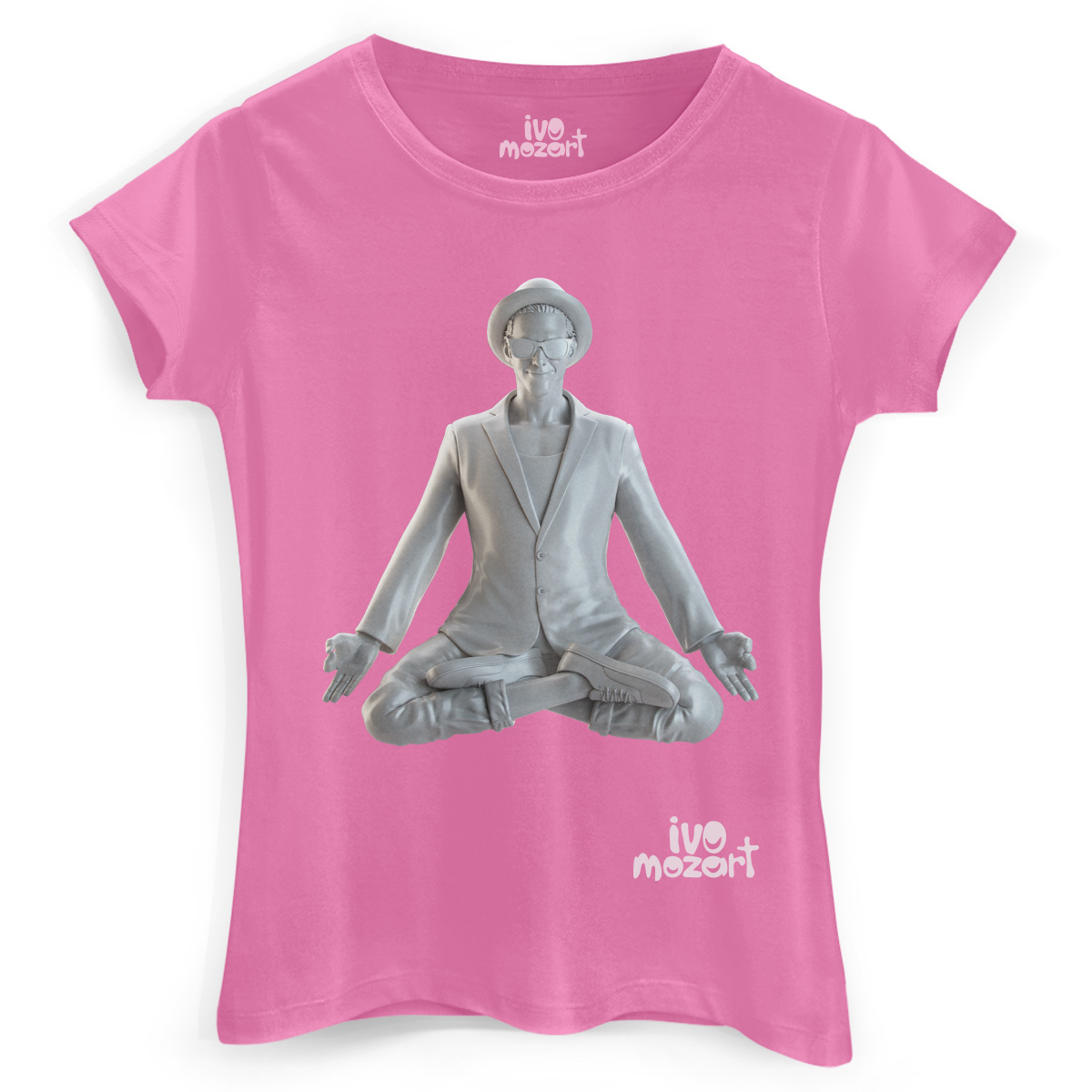 Camiseta Feminina Ivo Mozart 29 Numa Boa