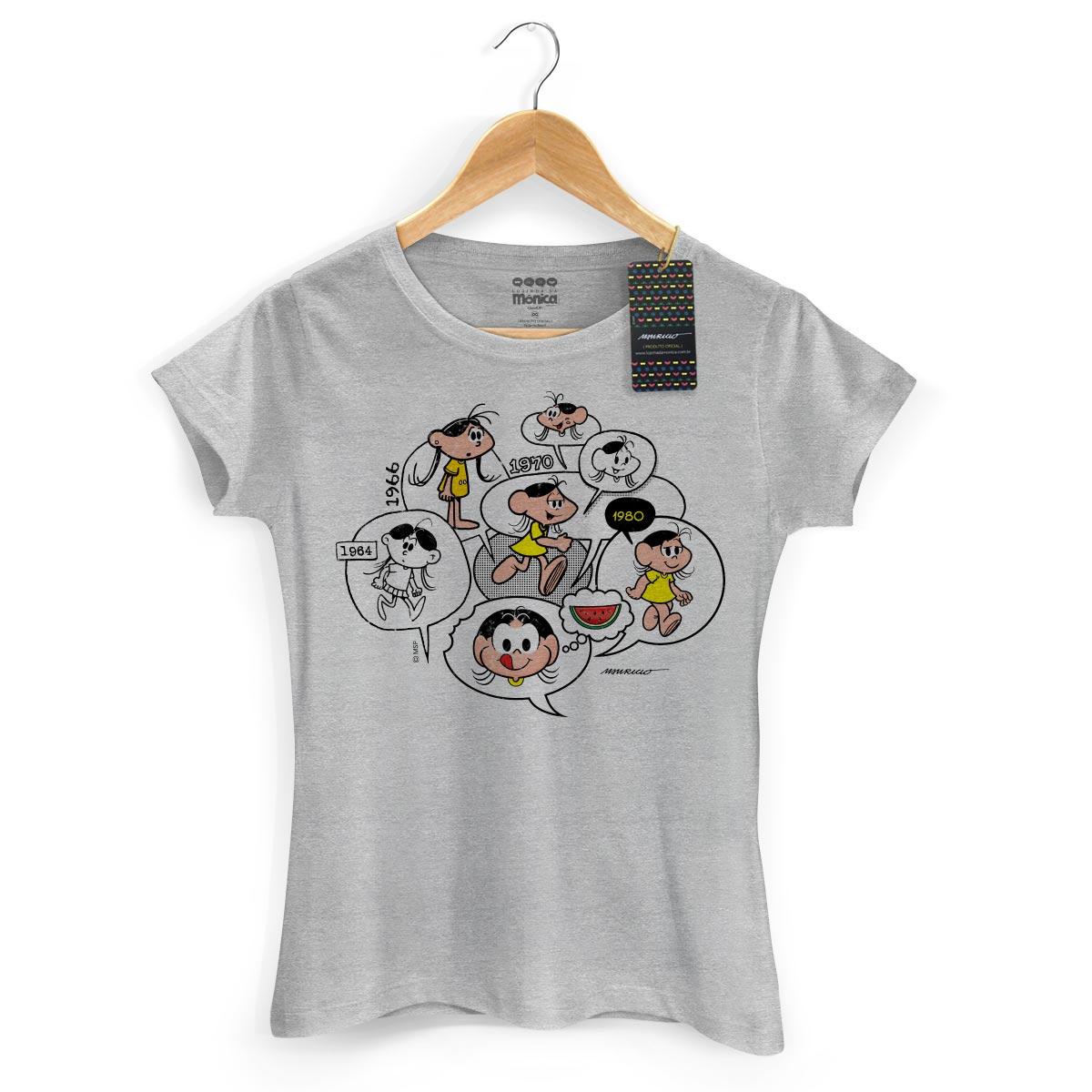 Camiseta Feminina Magali 50 Anos Since 1964
