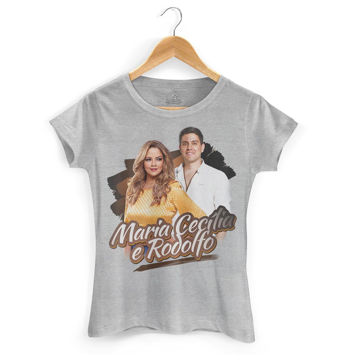 Camiseta Feminina Maria Cecília & Rodolfo Foto