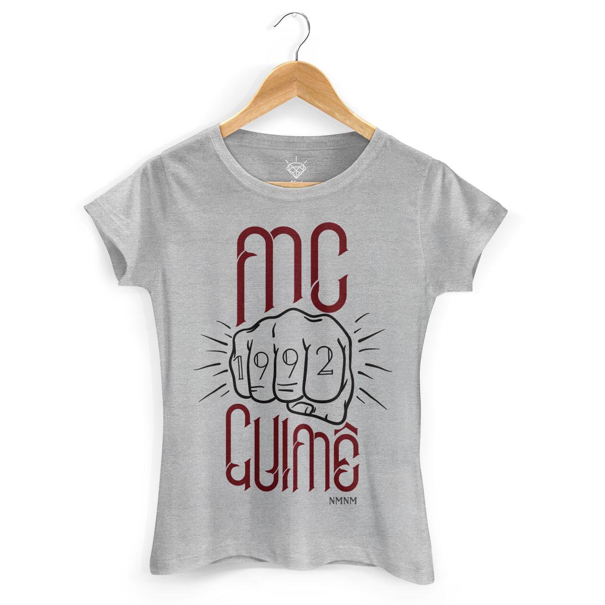 Camiseta Feminina MC Guimê 1992