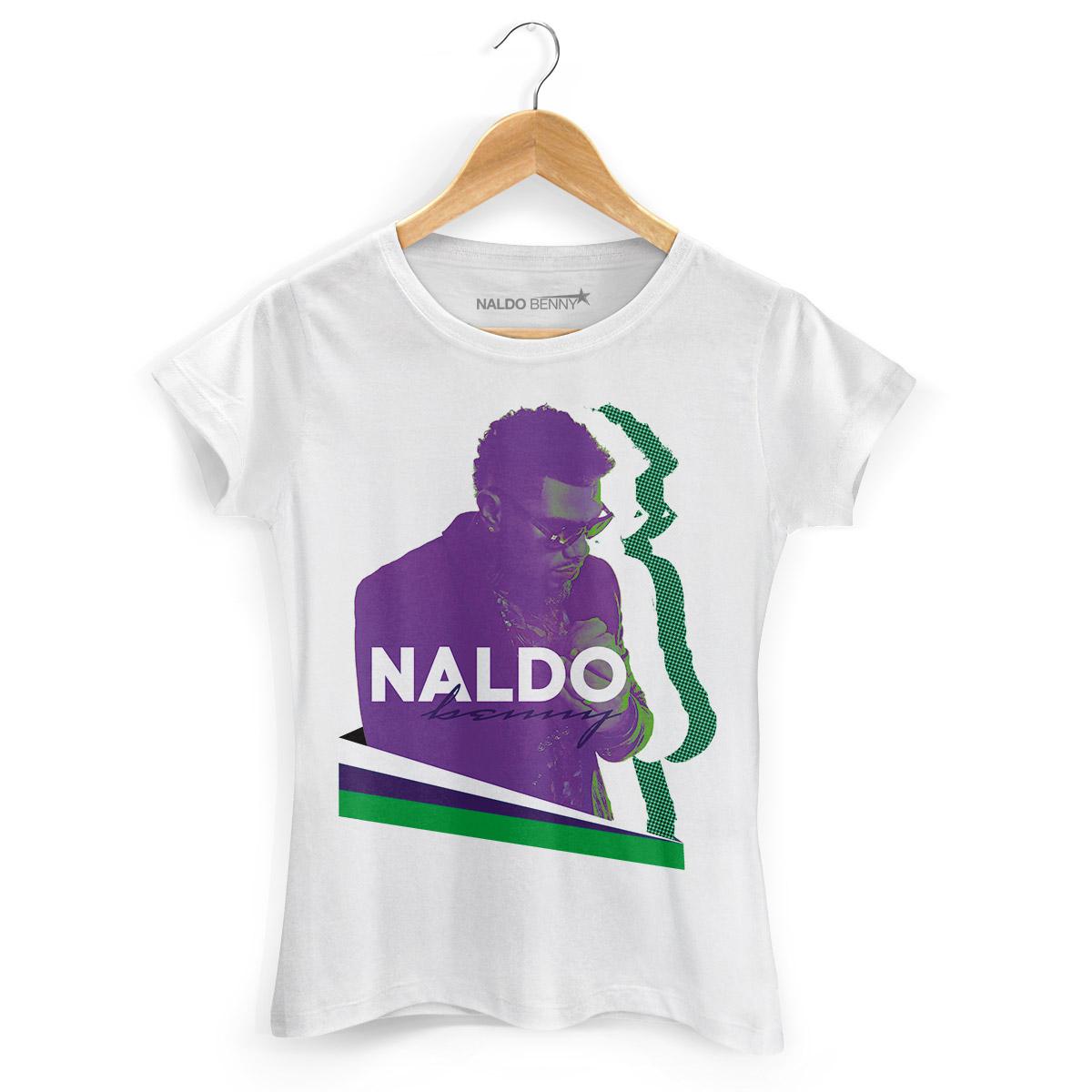 Camiseta Feminina Naldo Benny Colors