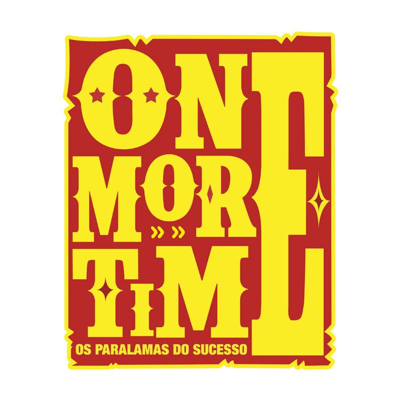 Camiseta Feminina Os Paralamas Do Sucesso One More Time