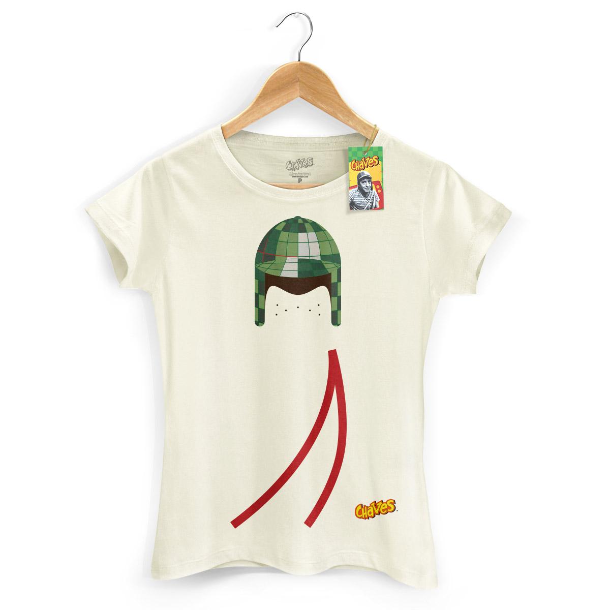 Camiseta Feminina Roupa do Chaves