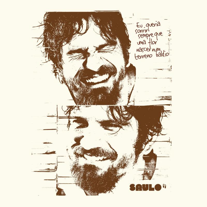 Camiseta Feminina Saulo Sorrir Sempre