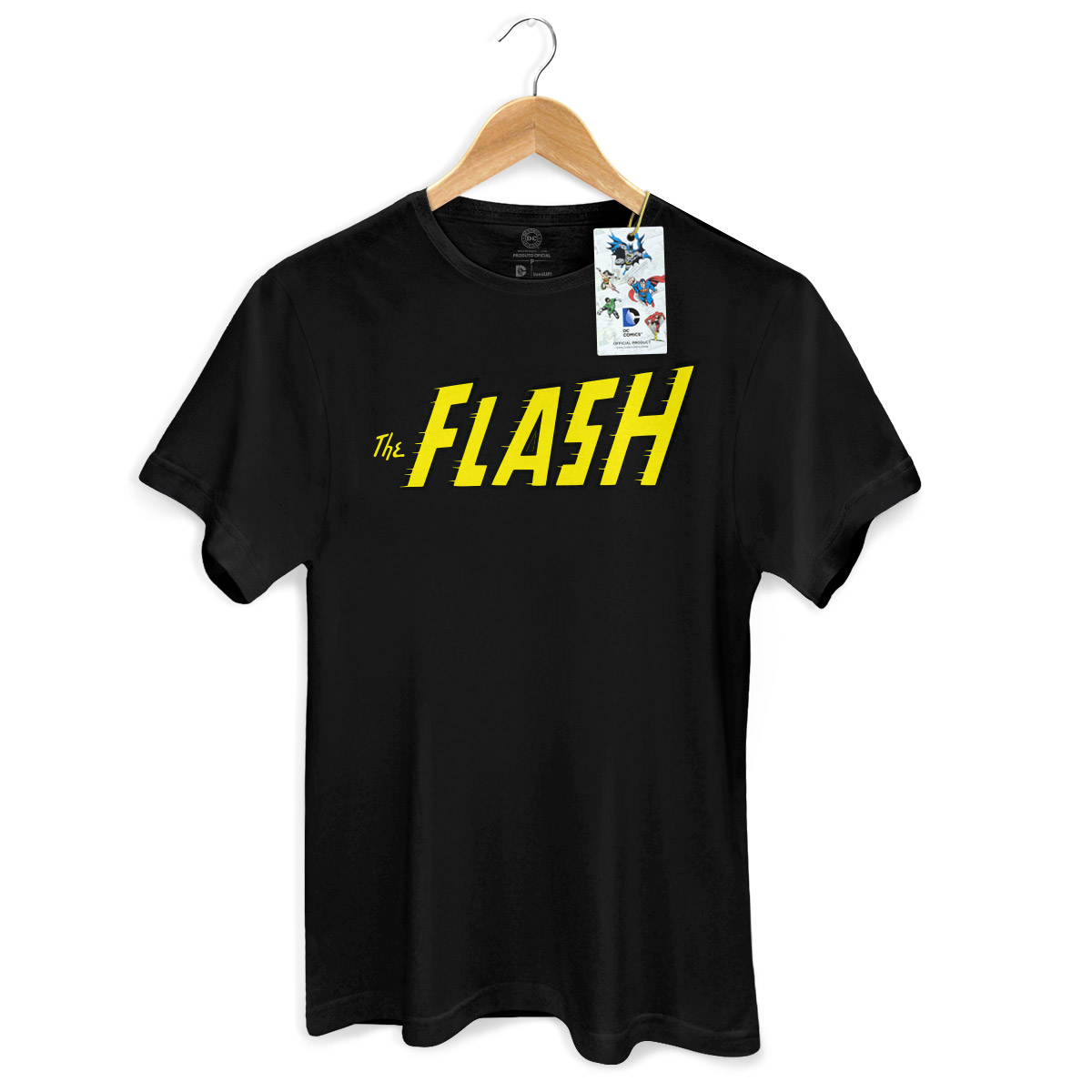 Camiseta Flip Up The Flash