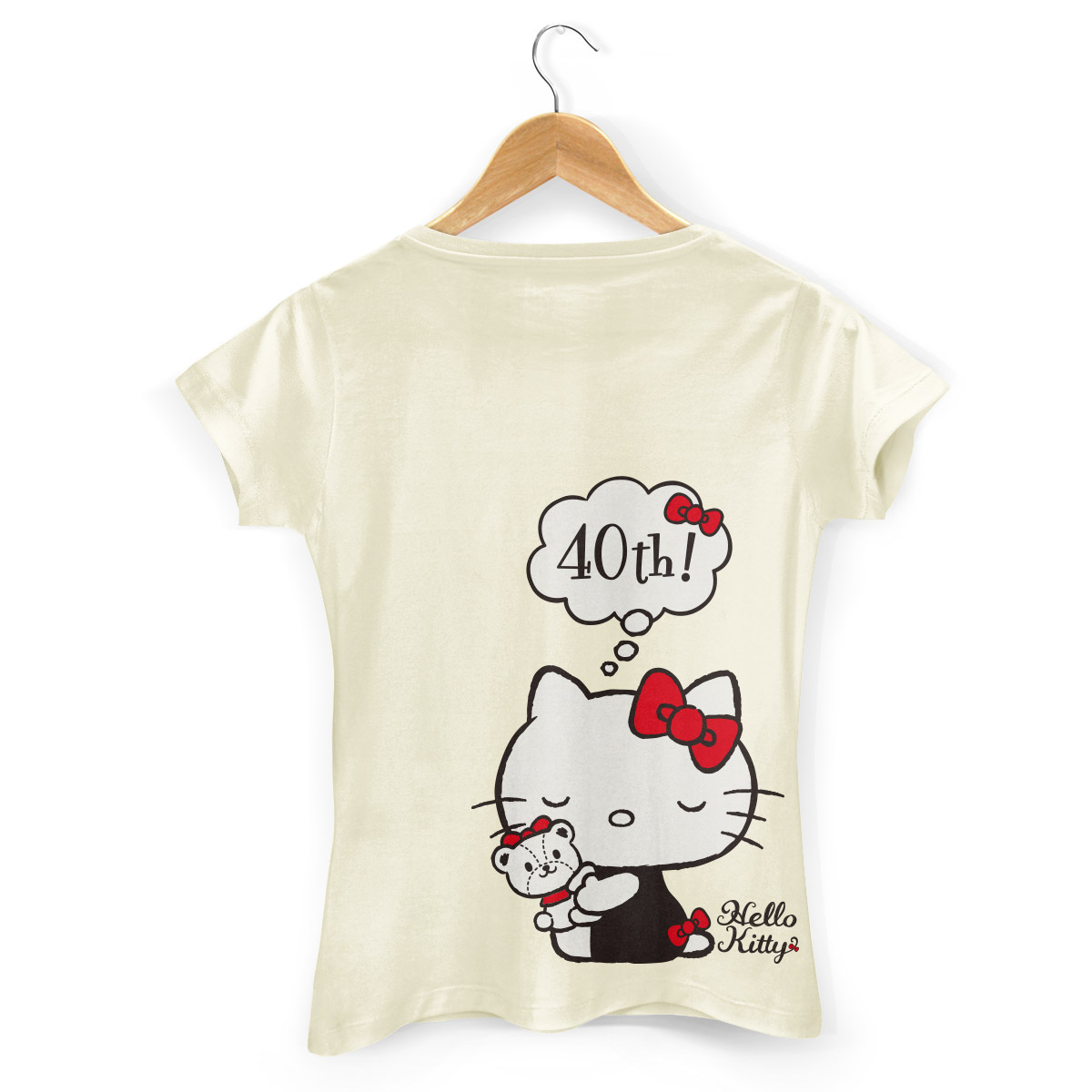 Camiseta Hello Kitty 40th