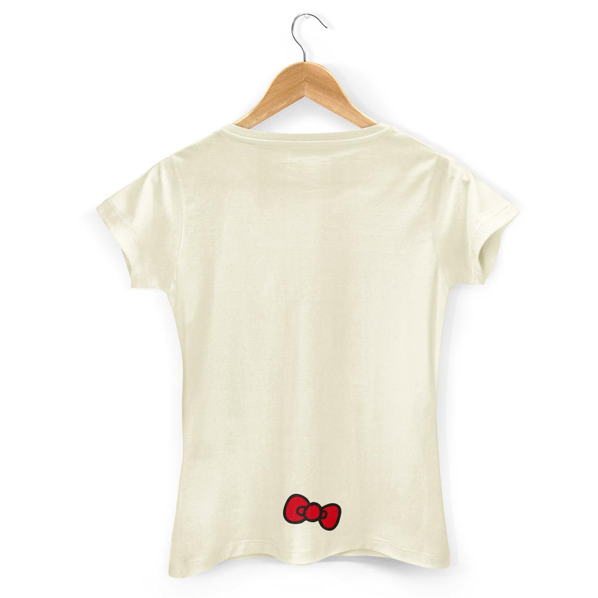 Camiseta Hello Kitty 40th Ribbon