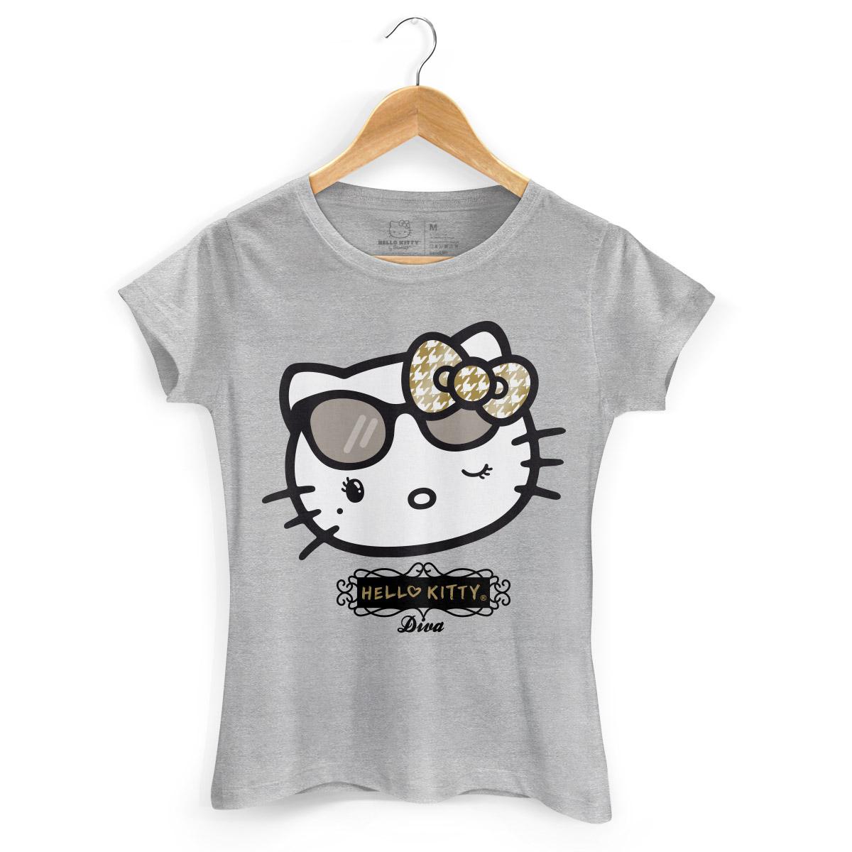 Camiseta Hello Kitty Diva