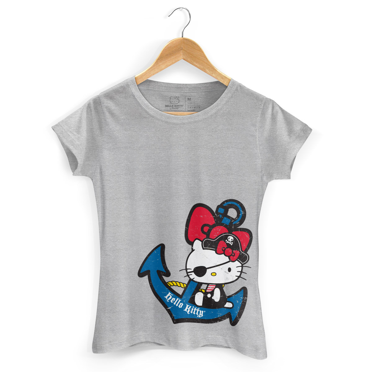 Camiseta Hello Kitty Pirate 2