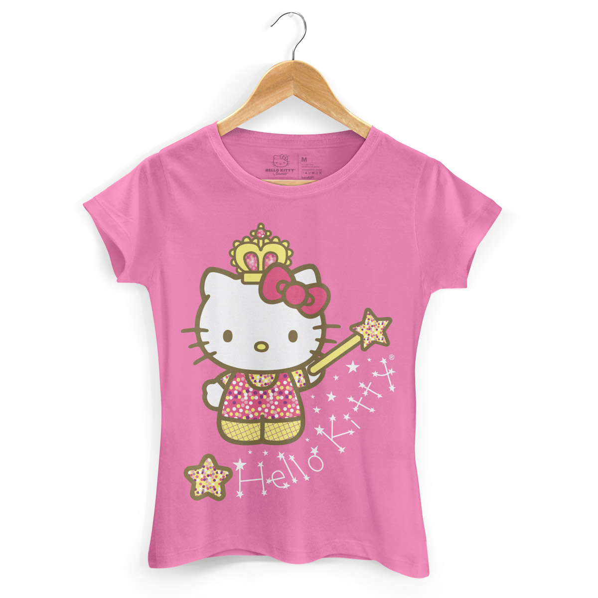 Camiseta Hello Kitty Princess