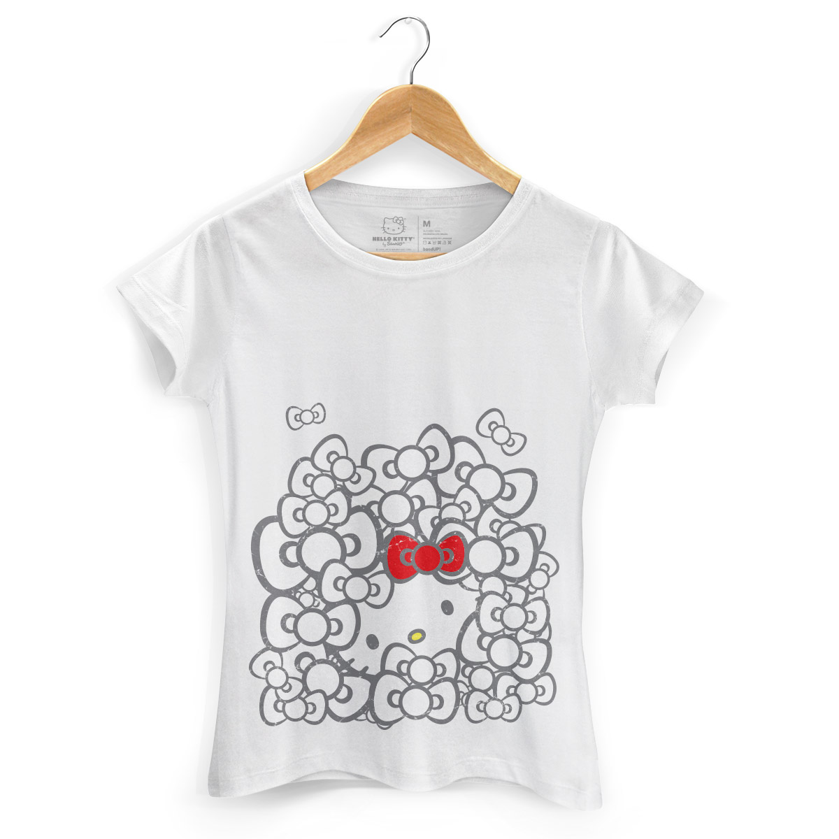 Camiseta Hello Kitty Ribbons