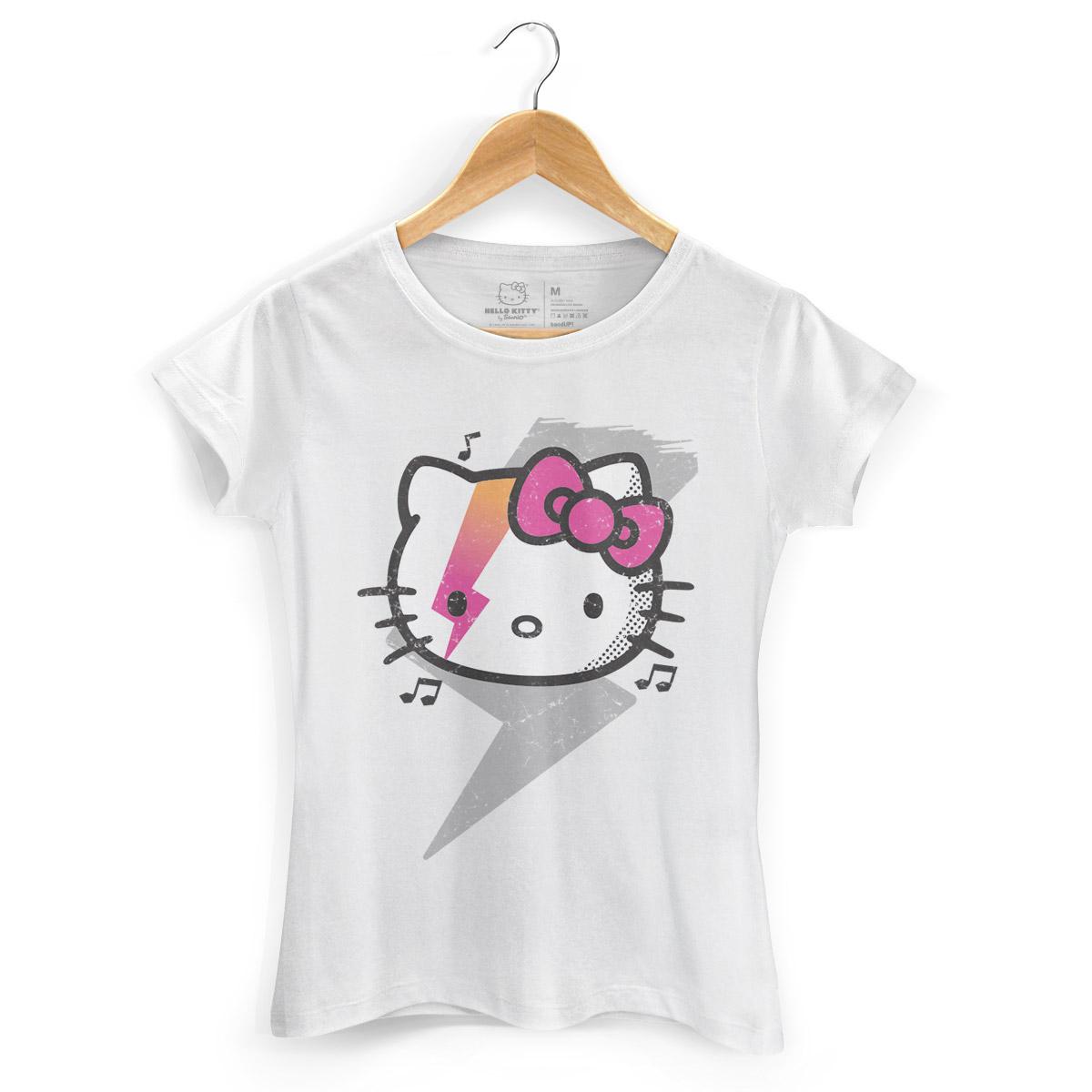 Camiseta Hello Kitty Teddy Rock 2