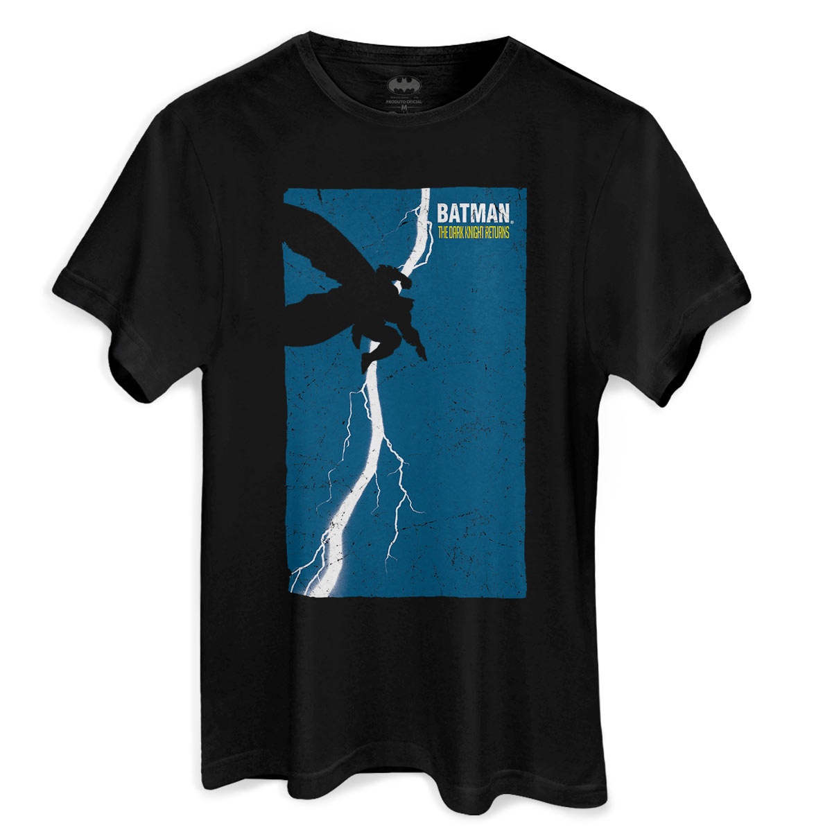 Camiseta Masculina Batman Frank Miller