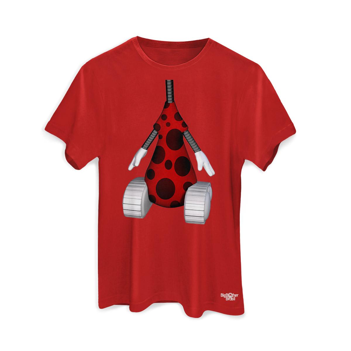 Camiseta Masculina Big Brother Brasil 15 RoBBB Joaninha