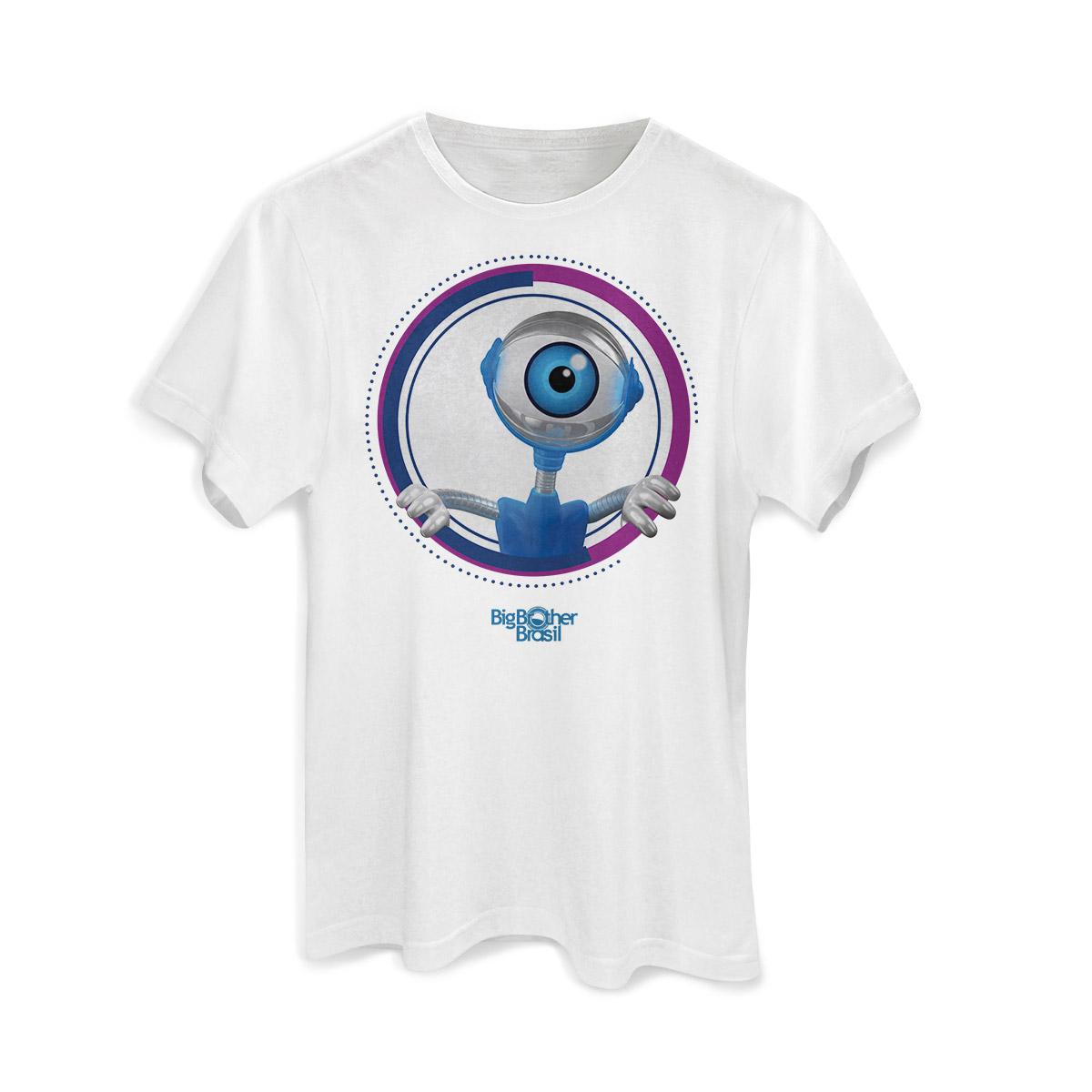 Camiseta Masculina Big Brother Brasil 15 Espiadinha do RoBBB Modelo 2