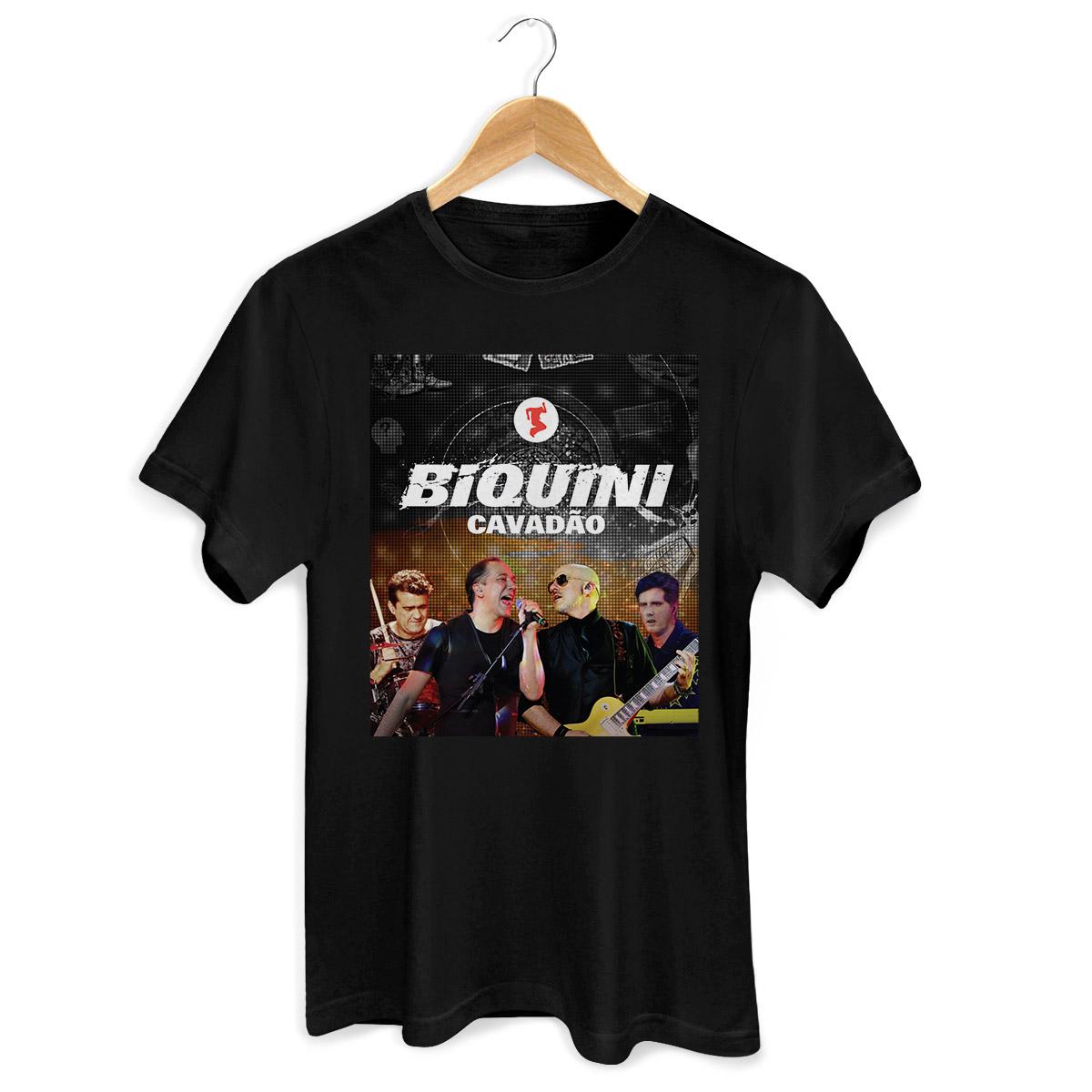 Camiseta Masculina Biquini Cavadão Capa