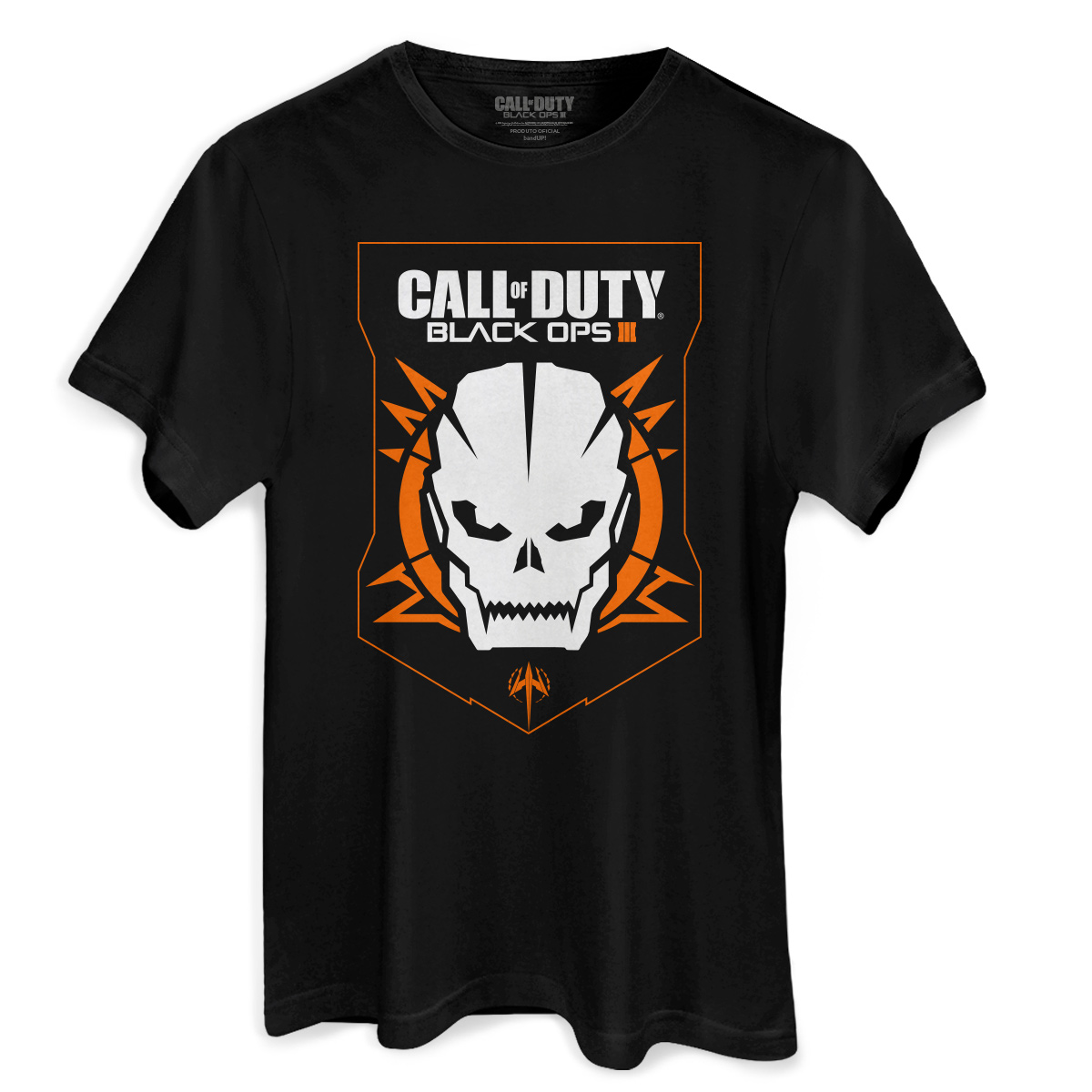 Camiseta Masculina Call Of Duty SOG