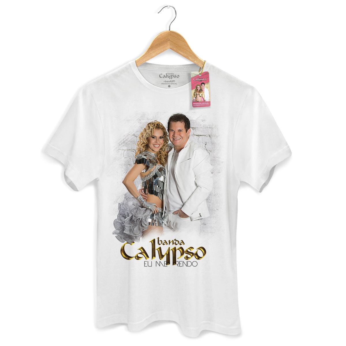 Camiseta Masculina Calypso - Capa