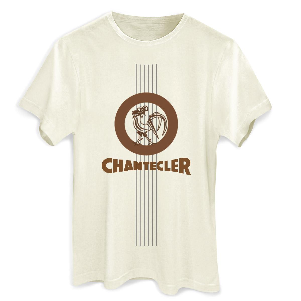 Camiseta Masculina Chantecler 1